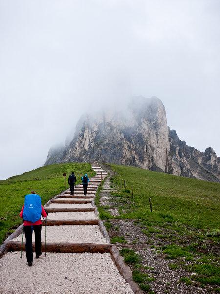 Stunning trail!