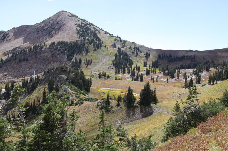Alta landscape.