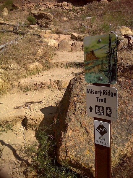 East End of Misery Trail