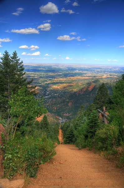 """The Incline"""