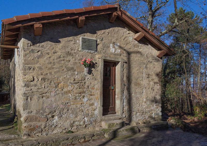 The little church of Sant'Antonio