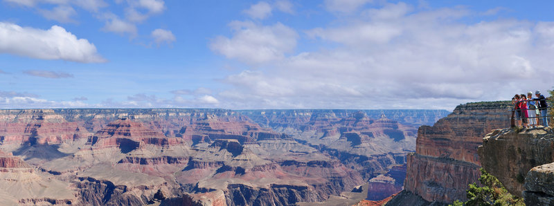 Grand Canyon National Park: Mohave Point