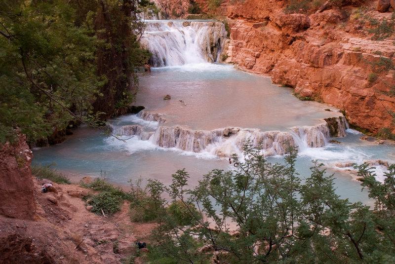 Beautiful water at Beaver Falls (photo by YoTuT)