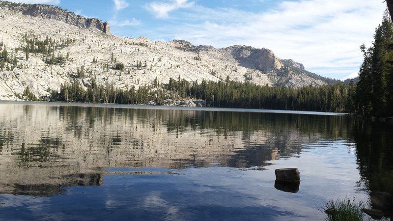 May Lake High Sierra Camp