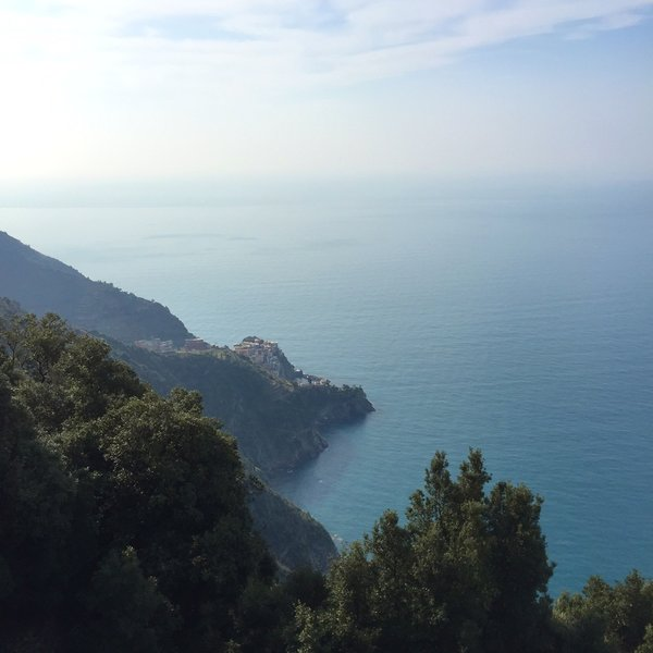View of Manarola