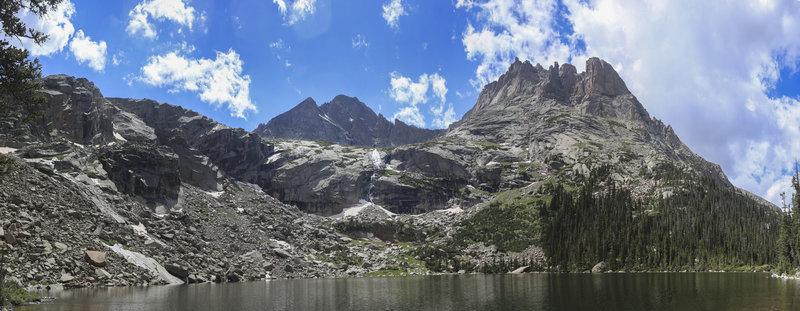 Amazing views from Black Lake