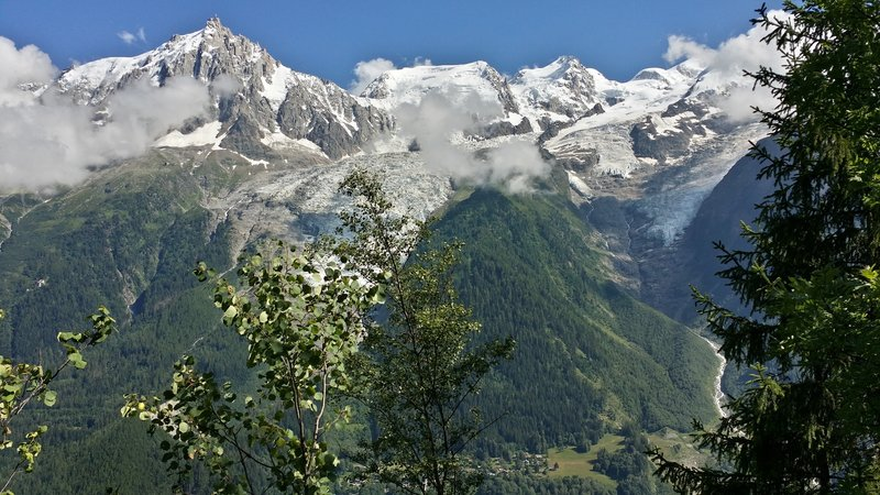 Awesome mountains...!
