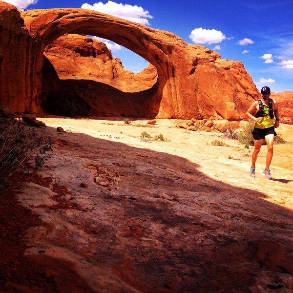 Pritchett Arch - certainly worth the side trip if you are doing the loop.