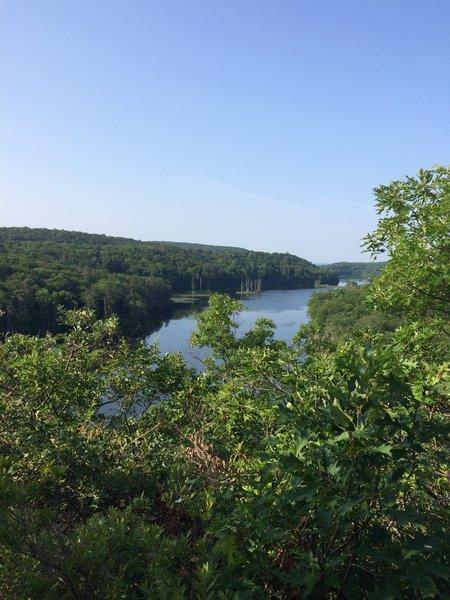 Fahnestock view