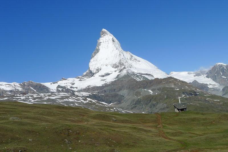 The Matterhorn from Riffelberg