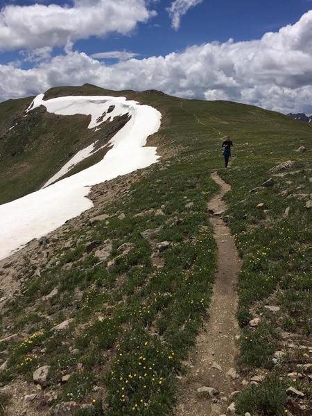 Discrete Peak Series - Berthoud Pass