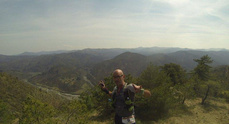 Enjoying the Trail dei Gorrei