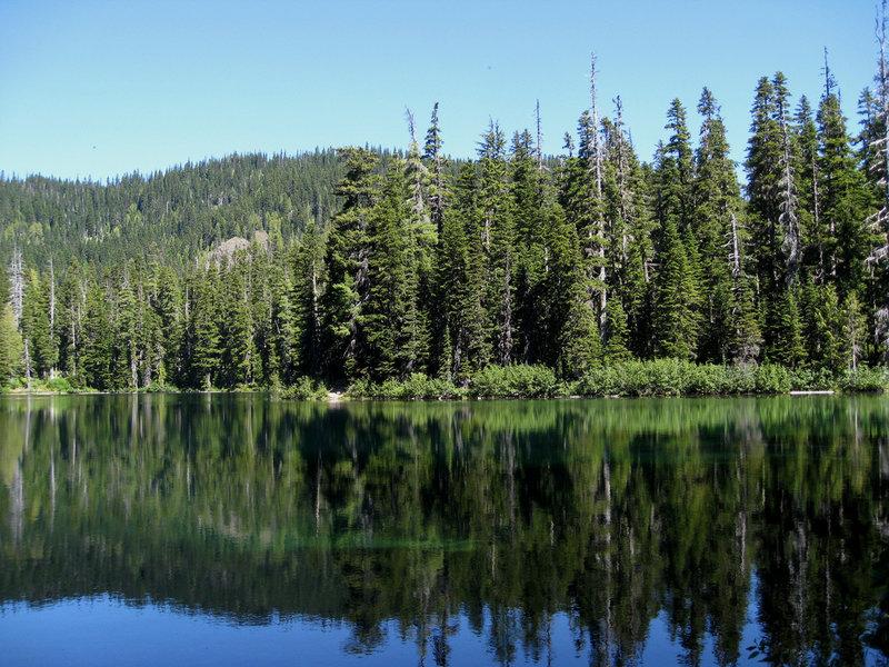 Lake Eleanor (photo by brewbooks)