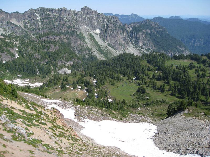 Mount Pleasant and Mist Park  (photo by Brewbooks)