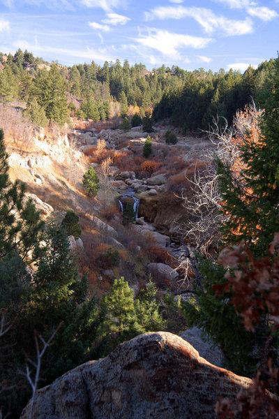 Castlewood Canyon, Colorado