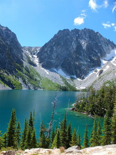 Enchantments Traverse Hiking Trail, Leavenworth, Washington