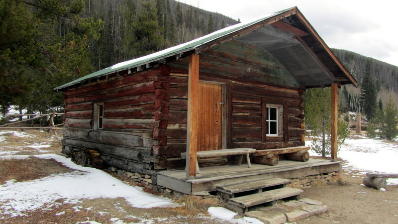 Holzwarth Historic Site, Rocky Mountain National Park