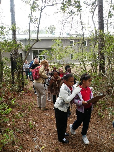The Young Naturalist Program.