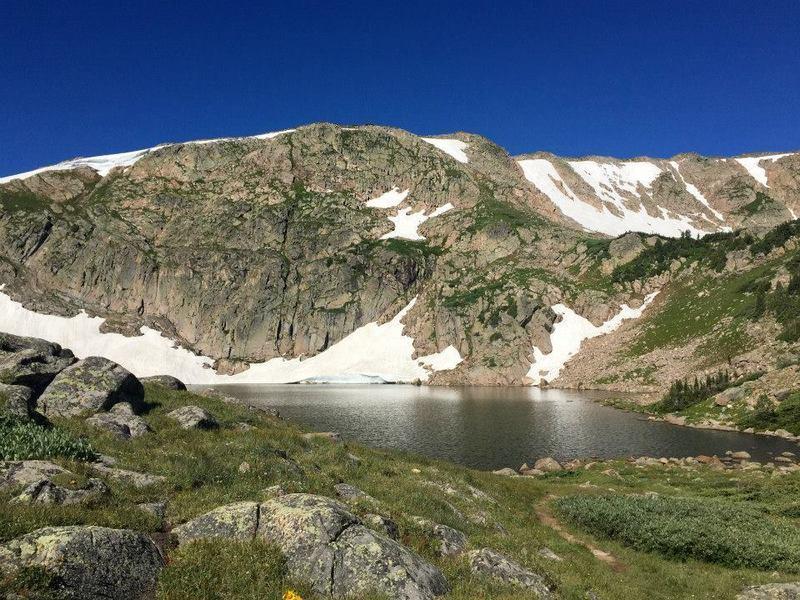 King Lake.