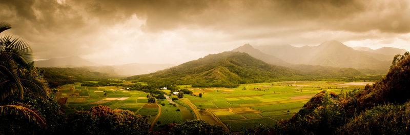 Kauai Panoramic.