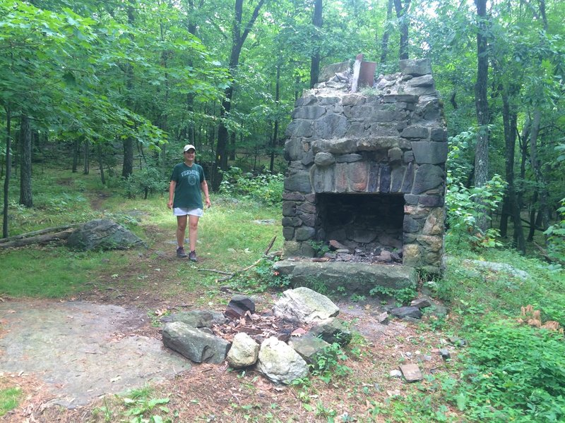 Trail Chimney