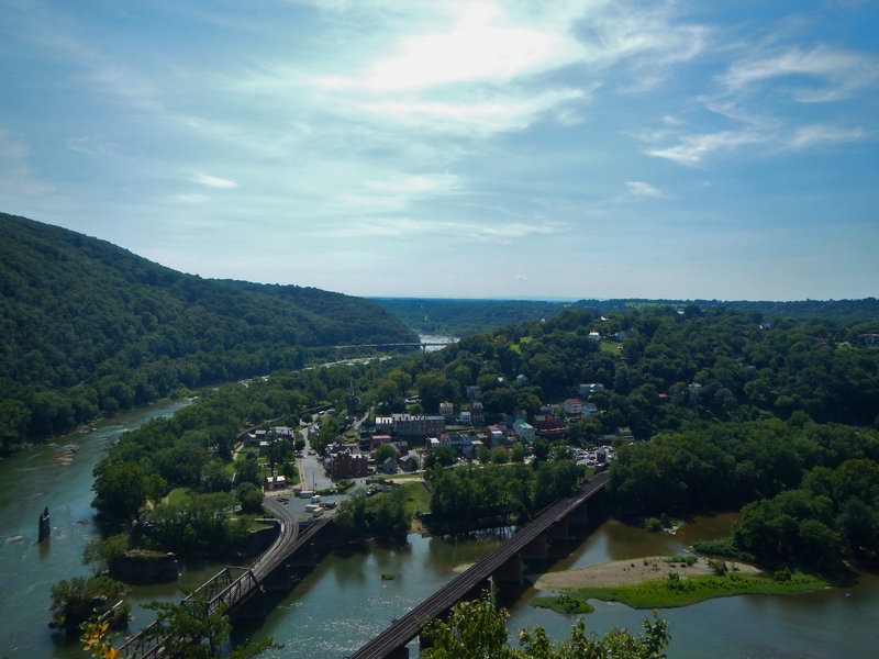 Maryland Heights overlook