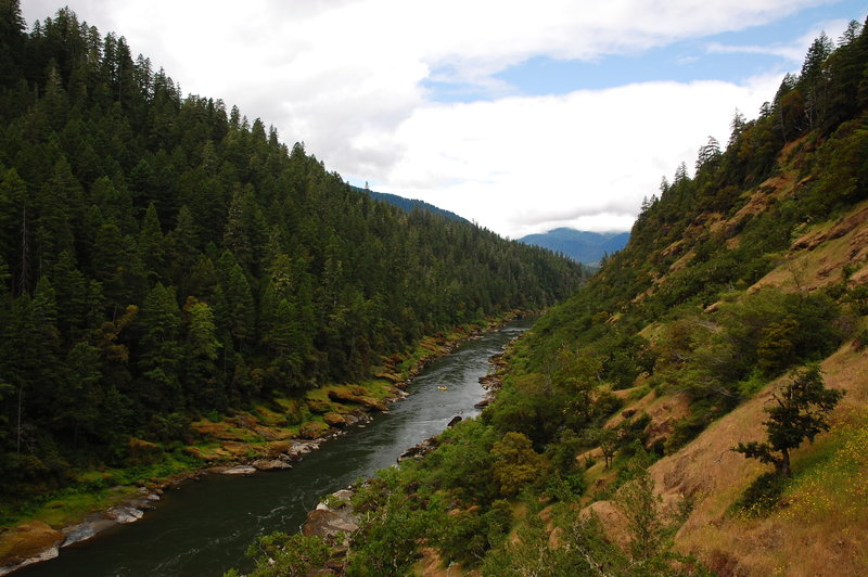 The beautiful Rogue River Valley