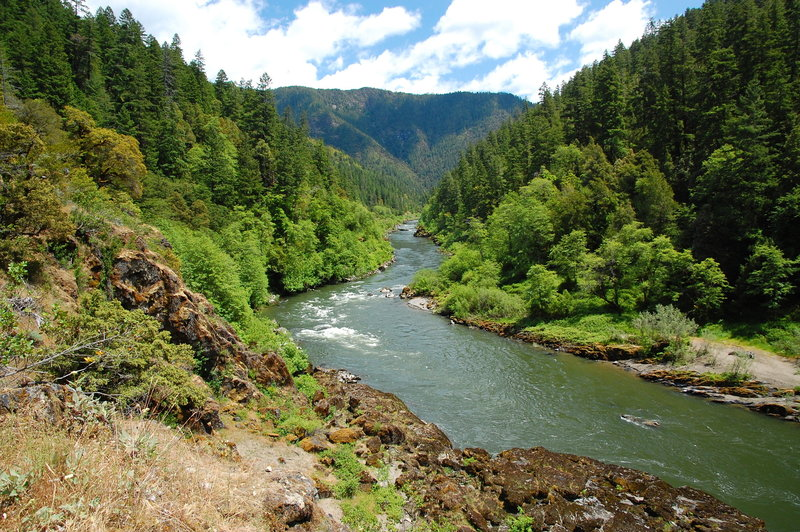 The Rogue River Valley