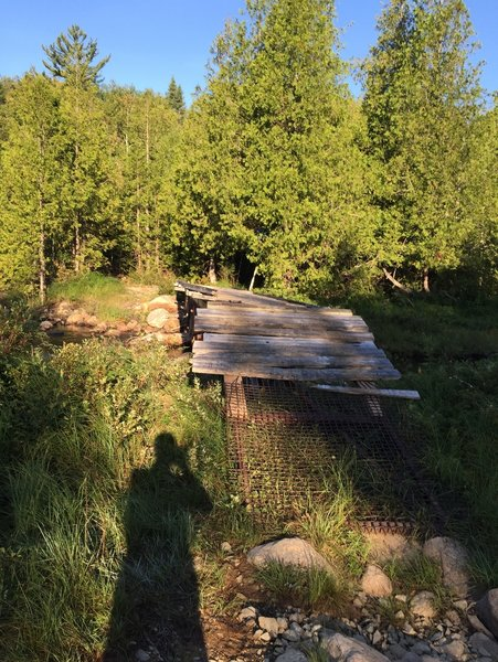 Bridge where it starts getting good.