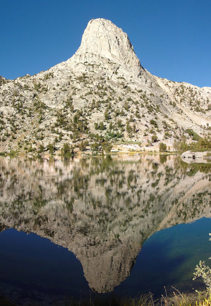 Fin Dome from John Muir Trail