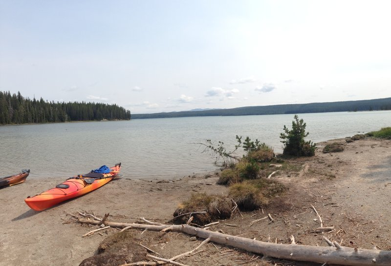 Heading out on a kayak journey?
