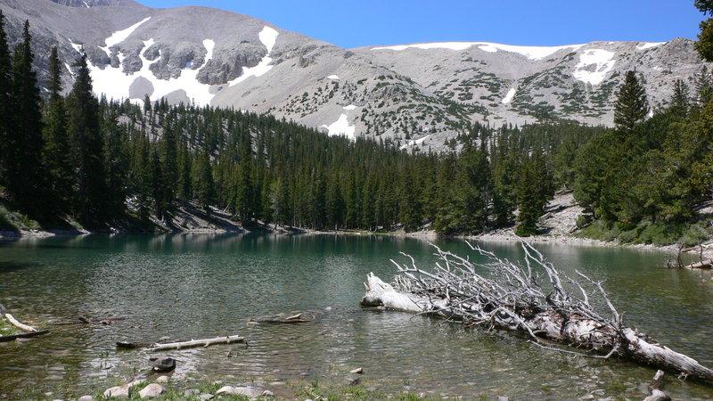 Teresa Lake.