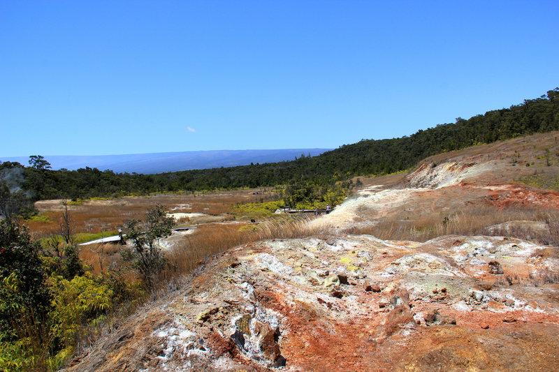 View of Sulphur Banks.