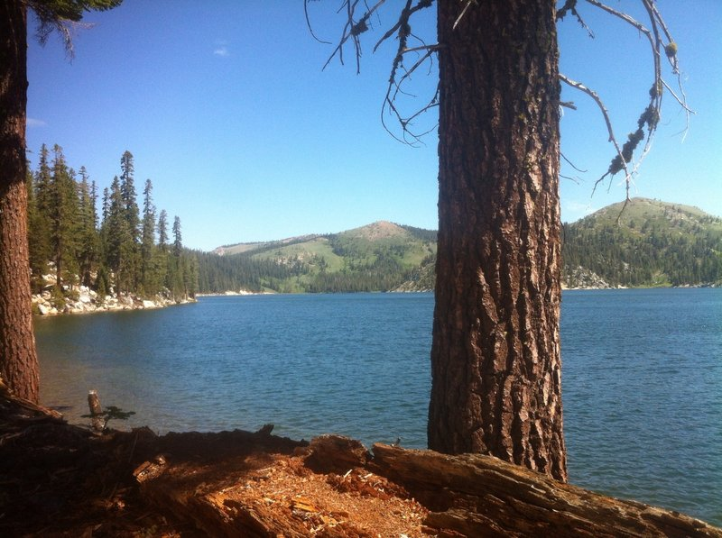 View of Marlette Lake