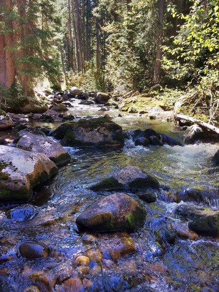 Difficult Creek