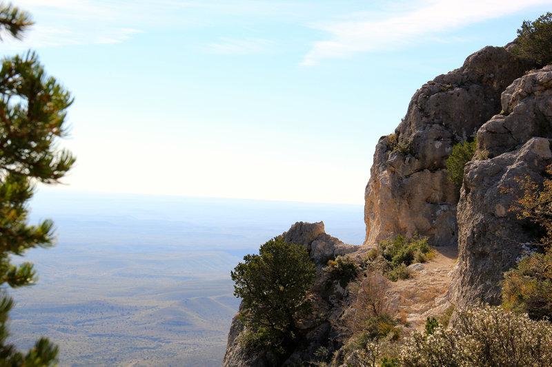Elevation: 6981 feet!