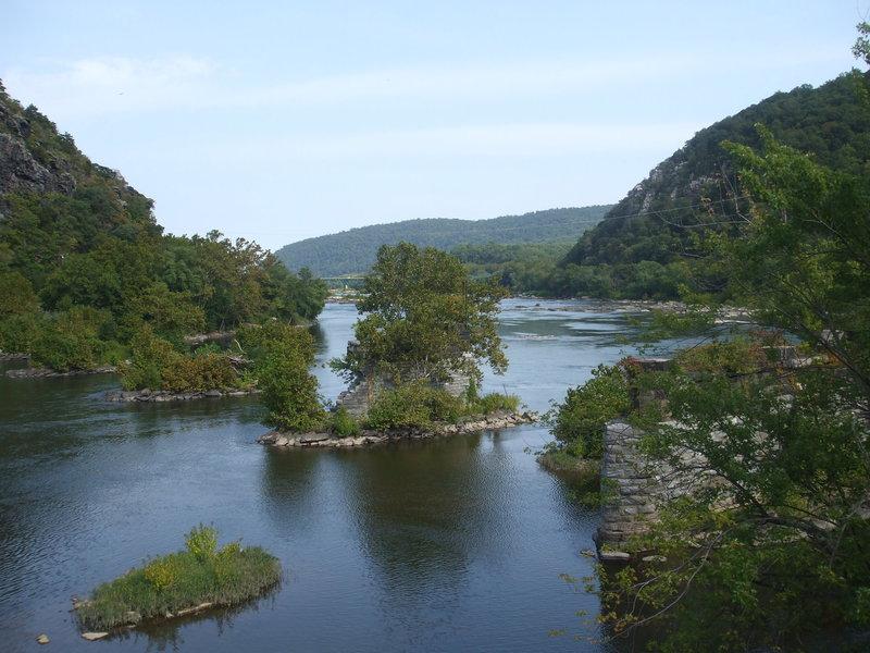 Shenandoah and Potomac Rivers