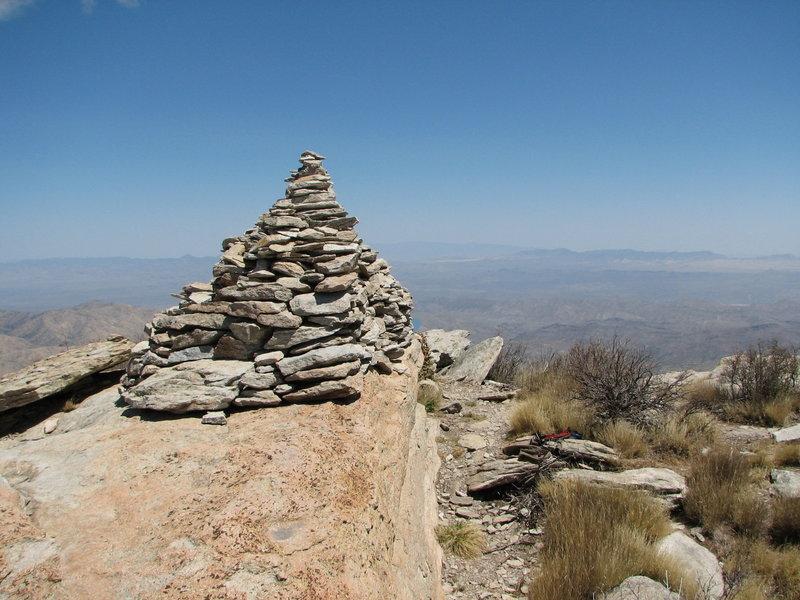 Rincon Peak View.