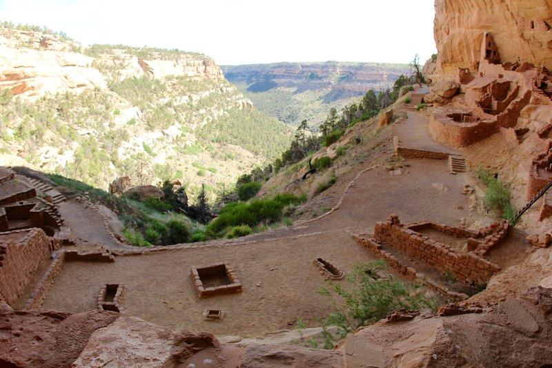 Rock Canyon view.