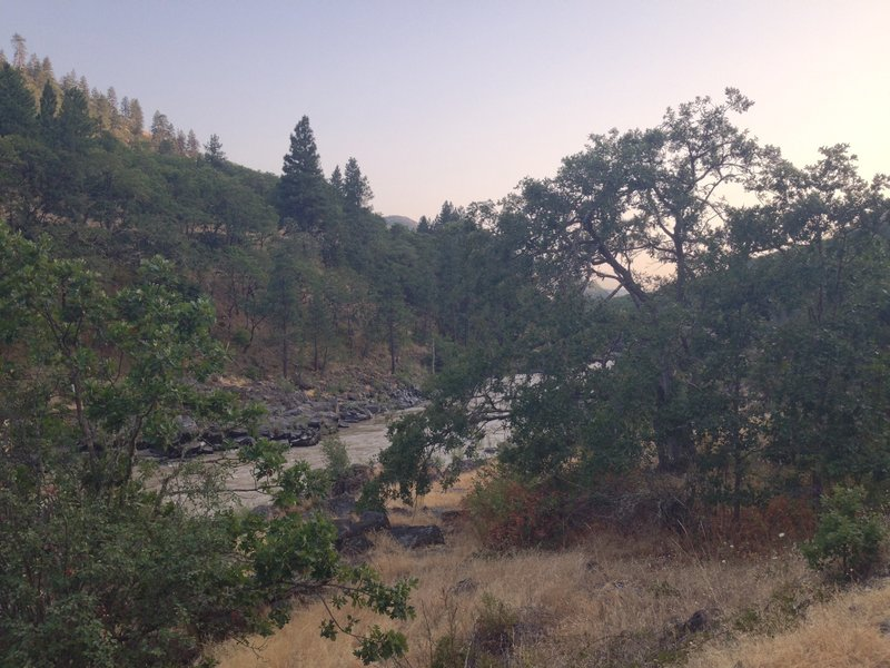 Views from the Klickitat River Trail