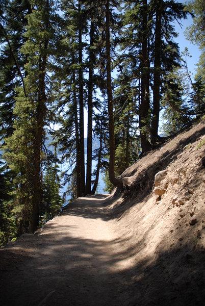 Cleetwood Cove Trail.