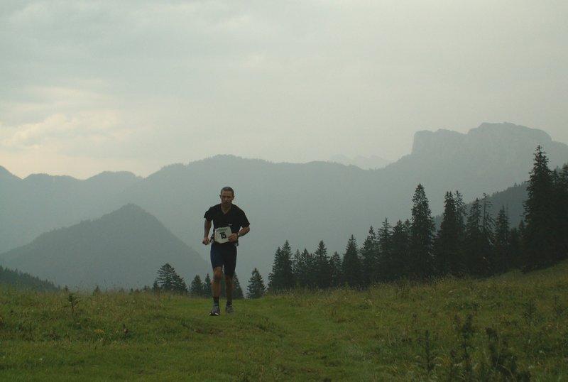 Near Jochberg Alm (65 miles).