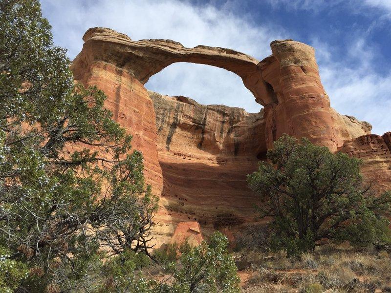 Rattlesnake Arch