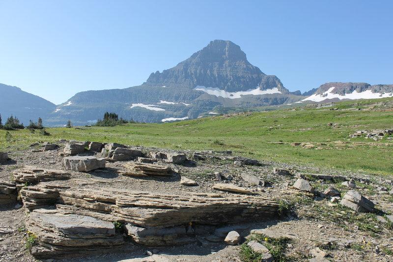 Beautiful hike. Saw a few mountain goats!