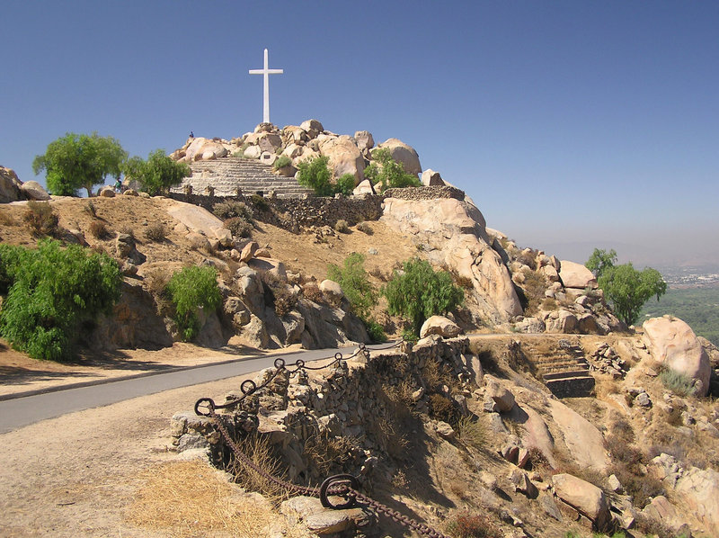 Mount Rubidoux Cross.