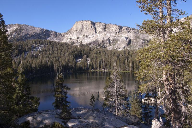 Ten Lakes.