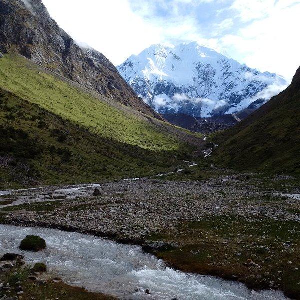 The Salkantay Trek is a photographer's paradise.