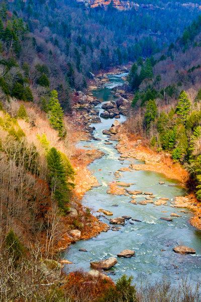 Honey Creek Overlook