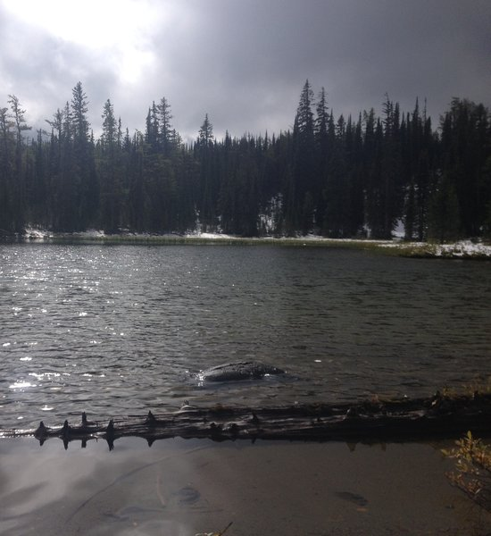 One of the Wolverine Lakes.