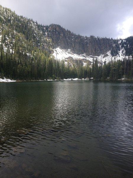 Wolverine Lake!